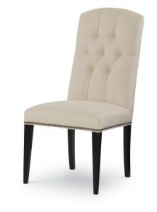 Hilton Head Furniture - Lorne Tufted Side Chair