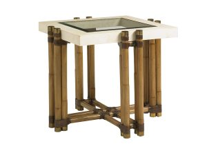 Hilton Head Furniture - Los Cabos Lamp Table