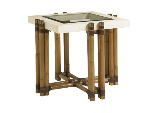 Hilton Head Furniture Store -  Los Cabos Lamp Table