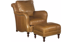 Hilton Head Furniture - Lowell Chair Without Casters
