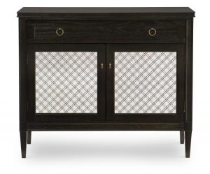 Hilton Head Furniture Store - Mesh Front Door Chest