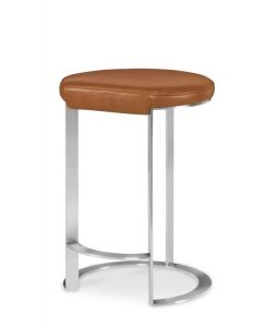 Hilton Head Furniture - Misha Metal Counter Stool