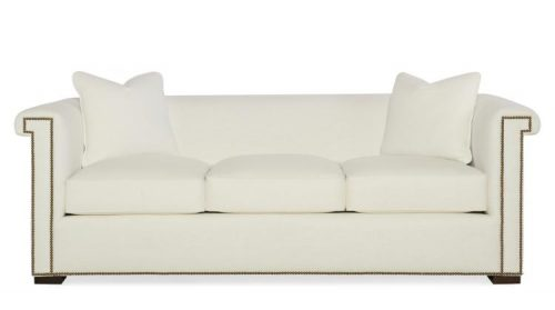 Hilton Head Furniture -  Modern Chesterfield Sofa