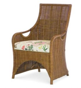 Hilton Head Furniture - Modesto Rattan Chair