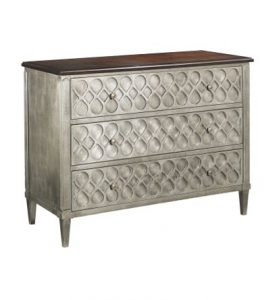 Hilton Head Furniture Store - Murano Three Drawer Chest