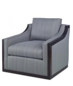 Hilton Head Furniture - Nash Swivel Chair