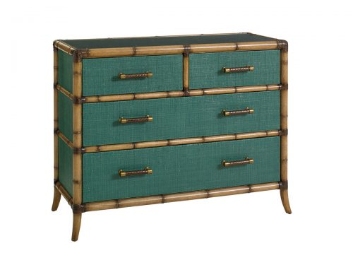 Hilton Head Furniture Store -  Pacific Teal Chest
