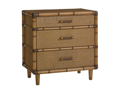 Hilton Head Furniture -  Parrot Cay Nightstand