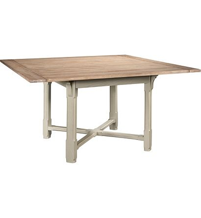 Hilton Head Furniture -  Piedmont 54 Square Top With Dining Height Base