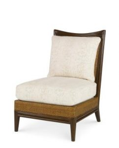 Hilton Head Furniture - Pomano Rattan Chair