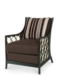 Hilton Head Furniture - Prague Rattan Chair