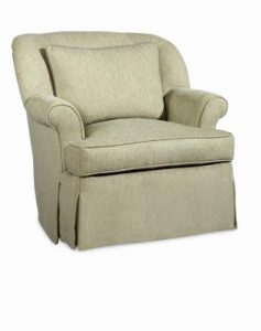 Hilton Head Furniture - Rebeccal Swivel Chair