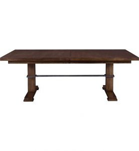 Hilton Head Furniture Store - Rudyard Dining Table Base & Top