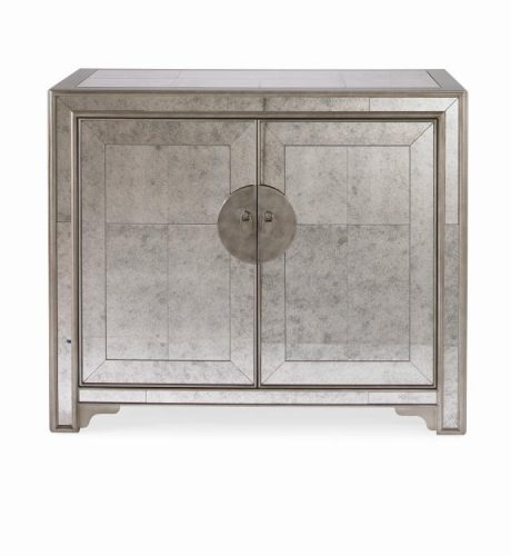 Hilton Head Furniture -  Shantou Mirror Door Chest