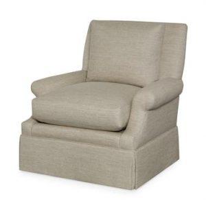 Hilton Head Furniture - Sidney Skirted Chair