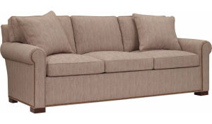 Hilton Head Furniture - Silhouettes Raised Panel Lawson Arm Sleep Sofa