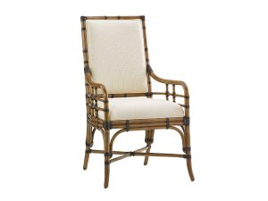 Hilton Head Furniture - Summer Isle Upholstered Arm Chair