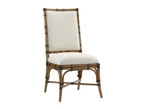 Hilton Head Furniture - Summer Isle Upholstered Side Chair