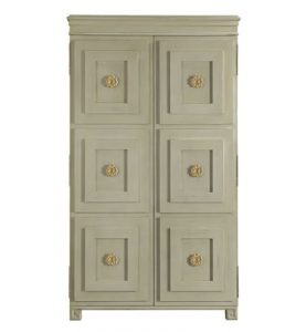 Hilton Head Furniture - Tuxedo Armoire/Entertainment Center