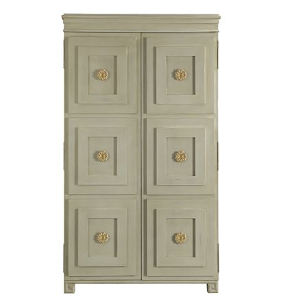 Hilton Head Furniture -  Tuxedo Armoire Entertainment Center