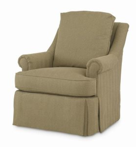Hilton Head Furniture - Tyler Swivel Chair