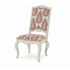 Hilton Head Furniture - Uph Ladderback Side Chair