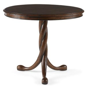 Hilton Head Furniture - Vine Strap Lamp Table
