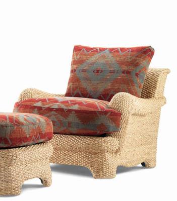 Hilton Head Furniture   Water Hyacinth Chair Water Hyacinth Chair 1