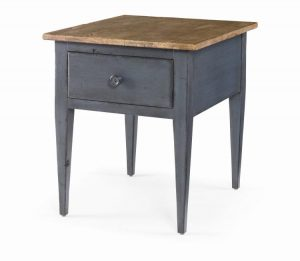 Hilton Head Furniture - Webb Farm Chairside Table