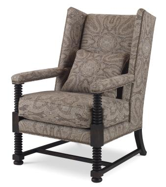 Hilton Head Furniture Store -  Wylie Wing Chair 1