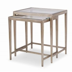 Hilton Head Furniture - Wynwood Nesting Chairside Tables