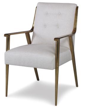 Hilton Head Furniture - Ziva Metal Dining Chair Ziva Metal Dining Chair 1
