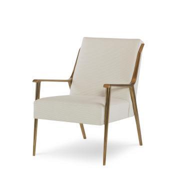 Hilton Head Furniture Store -  Zola Metal Lounge Chair 1