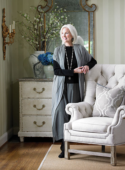 Meet Lillian August Designer Of Fine Furniture For Hickory White