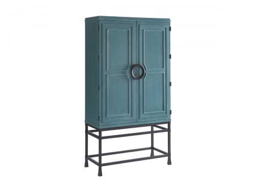 Hilton Head Furniture Store -  Jade Bar Chest On Stand