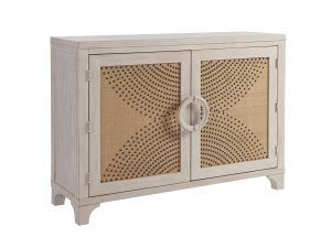 Hilton Head Furniture Store - Lido Isle Nailhead Hall Chest