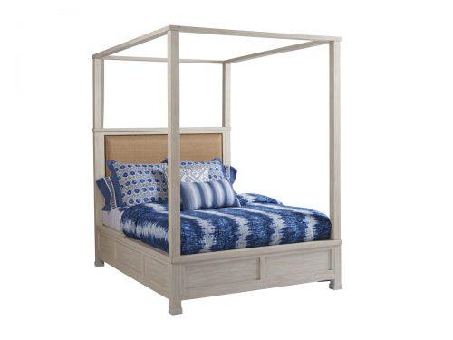 Hilton Head Furniture Store -  Shorecliff Canopy Bed
