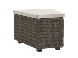 Hilton Head Furniture - Cypress Point Ocean Terrace Accent Table