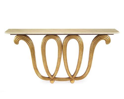 Hilton Head Furniture -  Borsani Console Table