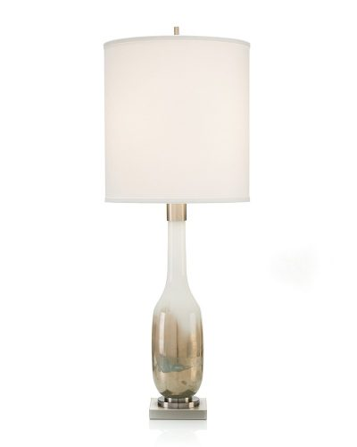 Hilton Head Furniture -  Handblown Golden Table Lamp