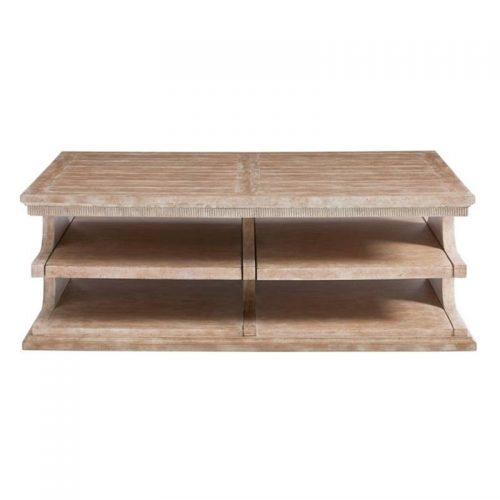 Hilton Head Furniture -  Juniper Dell Cocktail Table