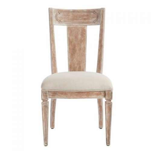 Hilton Head Furniture -  Juniper Dell Contemporary Side Chair