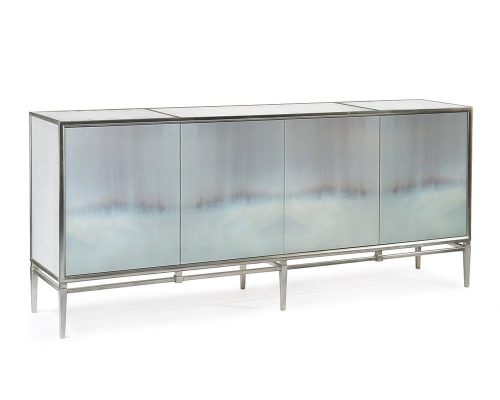 Hilton Head Furniture -  Slated Four Door Credenza