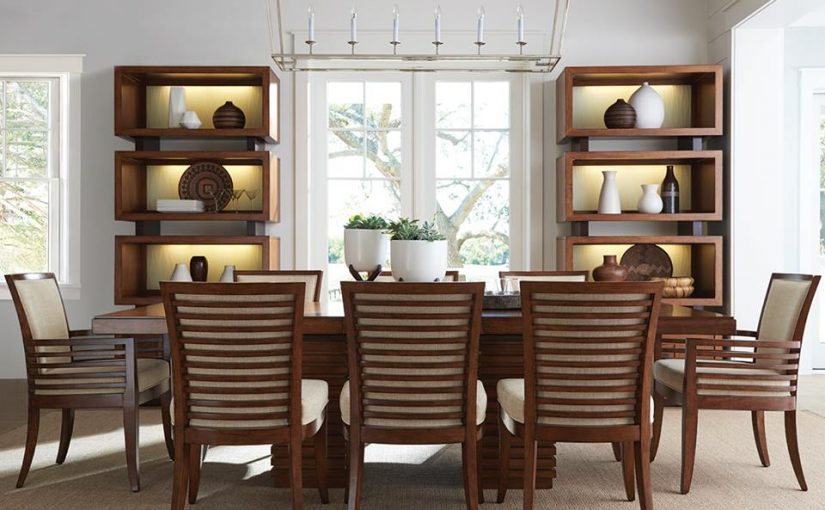 Hilton Head Furniture Store - Sunday Dinners With The Family   By Lexington Furniture