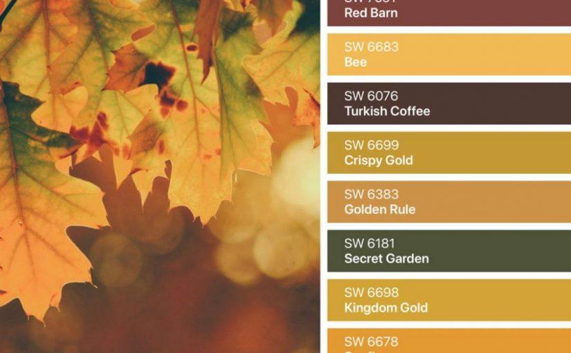 Hilton Head Furniture - The Colors Of Fall