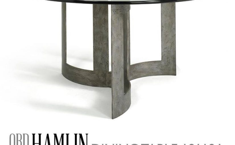 Hilton Head Furniture Store - HAMLIN DINING TABLE  Old Biscayne Designs