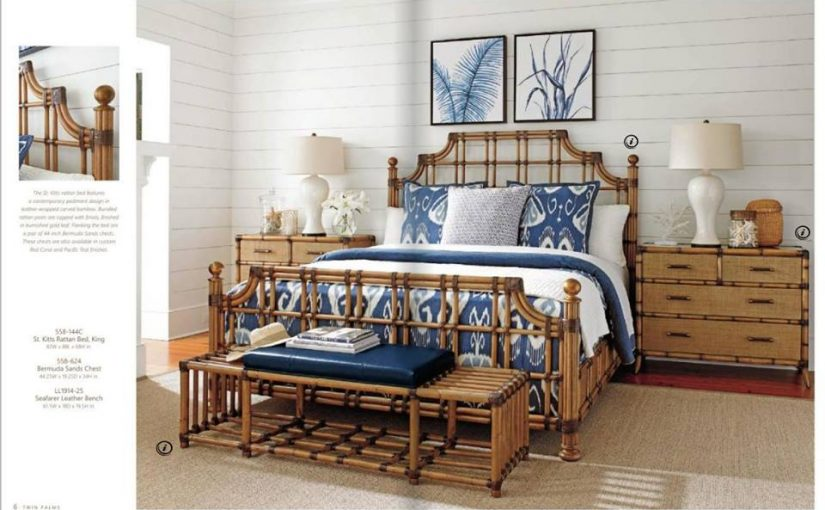 """Hilton Head Furniture Store - Nothing Says """"Island"""" Like The Twin Palms Collection  Lexington ..."""