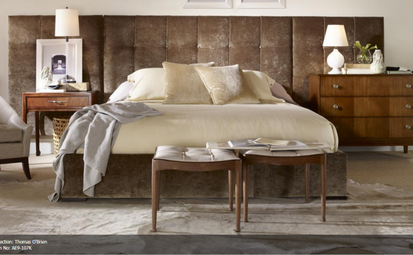Hilton Head Furniture Store - The Thomas O'Brien Soho Bed