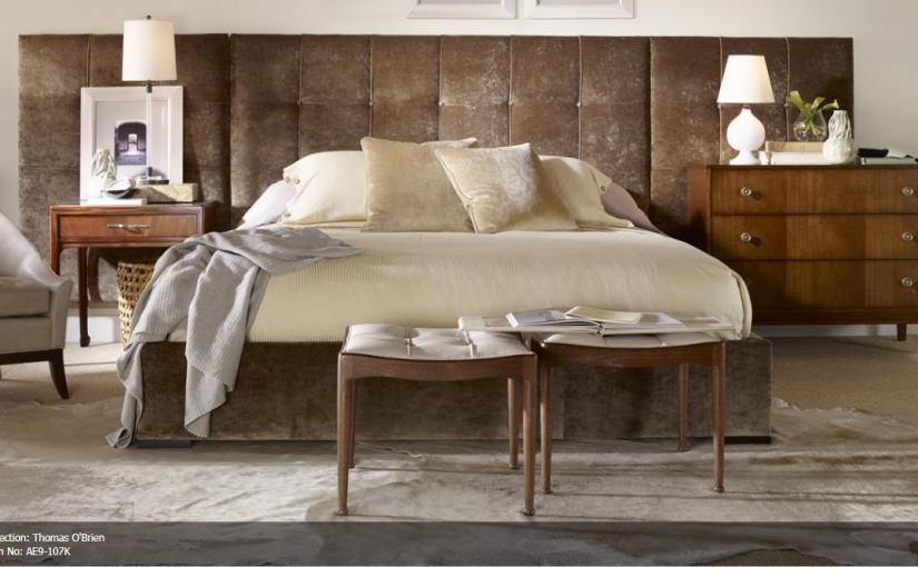 Hilton Head Furniture - The Thomas O'Brien Soho Bed