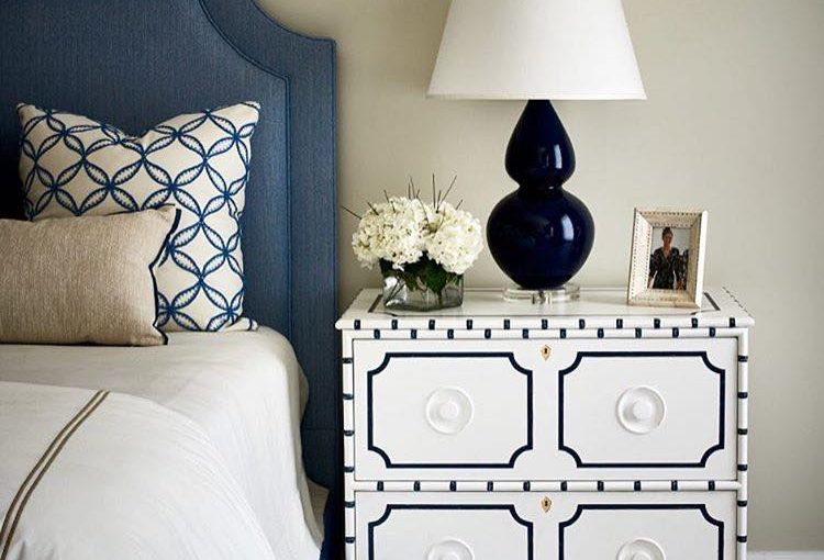 Hilton Head Furniture - The Indian Bay Bedside Chest  Modern History